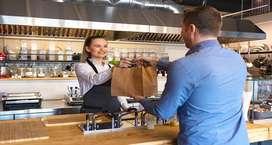 Atención al cliente CAFÉ Y HELADOS