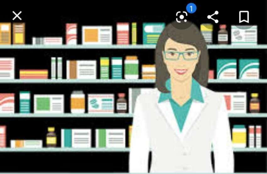 Bioquímico Farmacéutico, Represento Farm 0