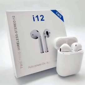 AUDIFONOS AIRPODS I12 TOUCH BLUETOOTH 5.0 STEREO