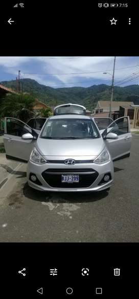 Se vende! Hyundai grand I10 FULL EXTRAS