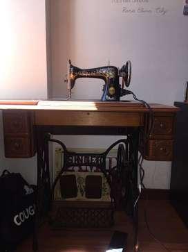 Máquina de coser Singer clásica