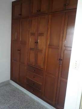 Abitación en Quinta Oriental, con cama y closet