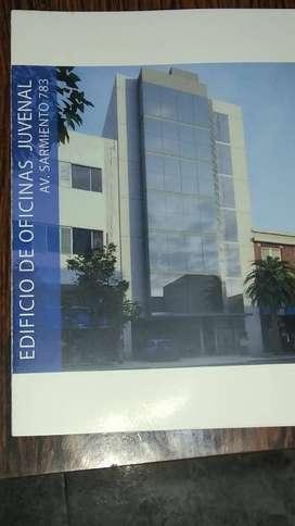 """Se vende Oficina. Edificio """"Juvenal"""" Rcia. Chaco"""