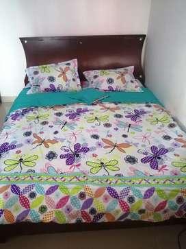 Vendo cama de 160x190