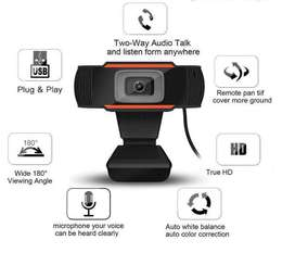 Oferta!!! WEBCAM FULL HD CAMARA WEB MICROFONO INCORPORADO