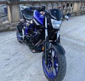 Yamaha 320cc