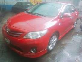 Se vende Toyota Corolla GLI 2013