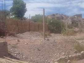 Terreno con construccion en Tilcara.. vendo o permuto