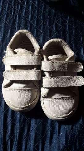 Zapatillas de bebe n 20
