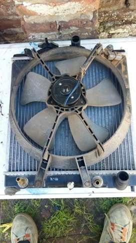 Radiador Electro Honda Civic