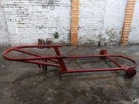 Estructura de caño para buggy