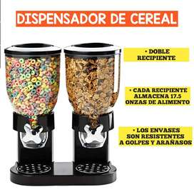 Dispensador de Cereal