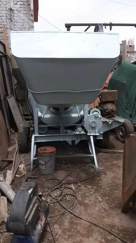 Mezcladora Tipo Tolva 12p3