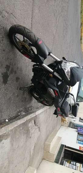 Vendo moto thunder f16 250.