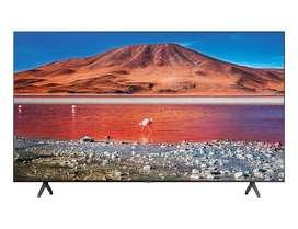 Tv 65 Pulgadas Samsung 4k Smart Modelo 2020 Pantalla Crystal