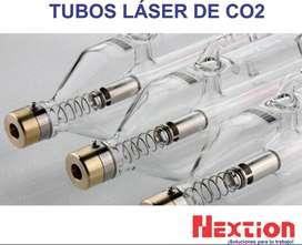 TUBO Co2 LASER de 40w, 60w, 80w, 100w y 130w
