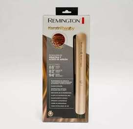 Plancha remington de keratina
