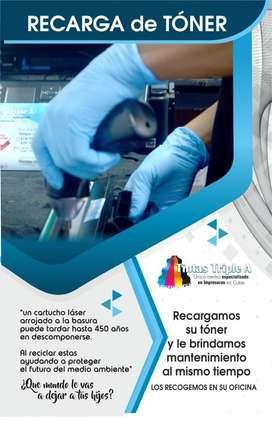 Servicio Técnico de Impresoras Recargas