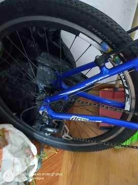 Venta de bici gw azul