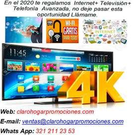 BENEFICIATE CON INTERNET+TV+TEL