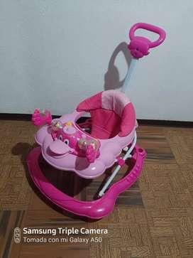 Caminador para niña