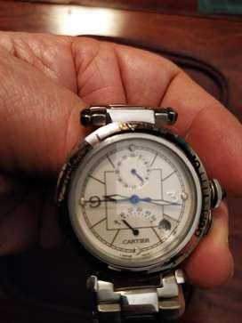 Reloj Cartier Pasha Automático