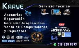 SERVICIO TECNICO EN SISTEMAS