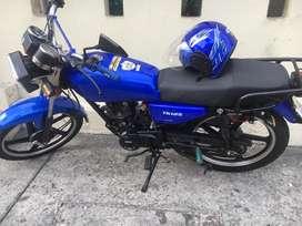 Vendo oh cambio moto 125 al dia sin detalles