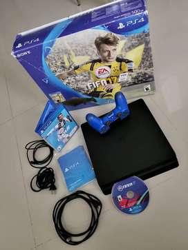 Play4 SLIM 500gb