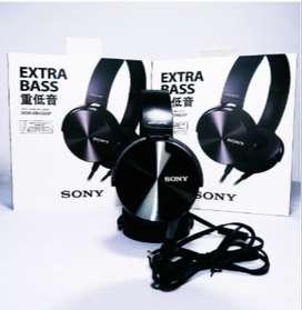 Audífonos Sony Extra bass 450AP