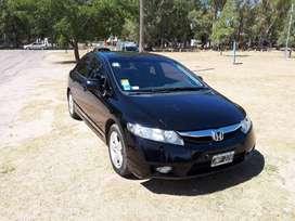 Honda Civic LXS 1.8 2010, Negro