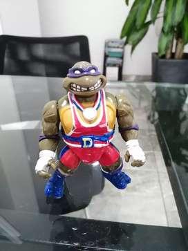 Tortuga ninja vintage olímpicos