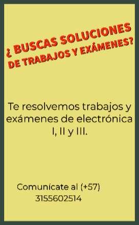 Asesorías de electrónica