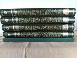 ENCICLOPEDIA UNIVERSAL DE LA PINTURA Y LA ESCULTURA