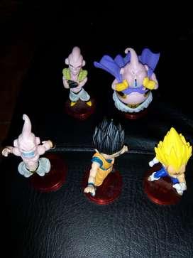 Coleccion de La Serie Goku