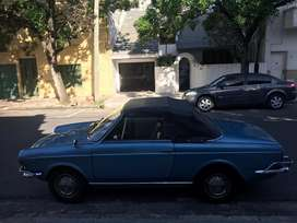 Coupe Fiat spider 800