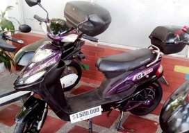 Bicicleta electrica Lucky Lion 500w o Yun shoun (electrika) DX350