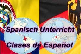 Spanisch Unterricht für deutschsprachige Studenten -Clases de Alemán Avanzadas