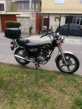 Honda Vmen 125