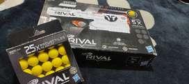 Vendo NERF RIVAL KRONOS XVIII-500 negociable
