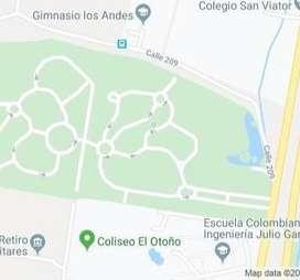VENDO LOTE DOBLE EN JARDINES DEL RECUERDO