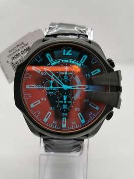 Reloj diésel tornasolado dz4318