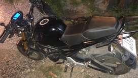 Vendo moto por falta de uso