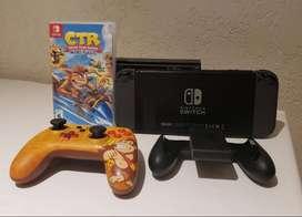 Nintendo Switch Usada Edicion Super Smash Bros