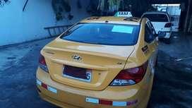 Venta de taxi y puesto en Quito