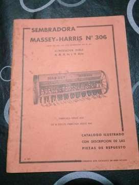 Manual De Sembradora Massey - Harris N306