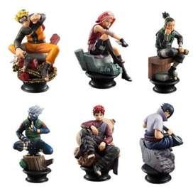 coleccionables de Naruto