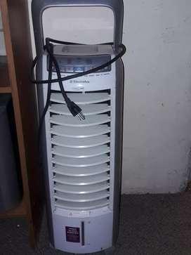 Aire acondicionado calor y frío para repuestos o reparar