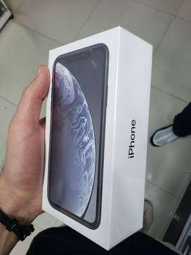 iphone XR nuevo empaquetado 1 año garantia