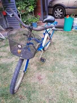 Vendo bicicleta marca Explorer